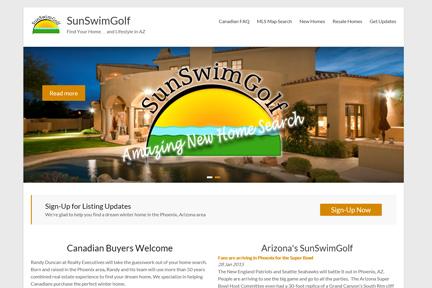 SunSwimGolf